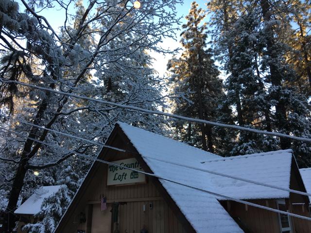 My Country Loft - snow