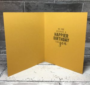 birthday card inside greeting