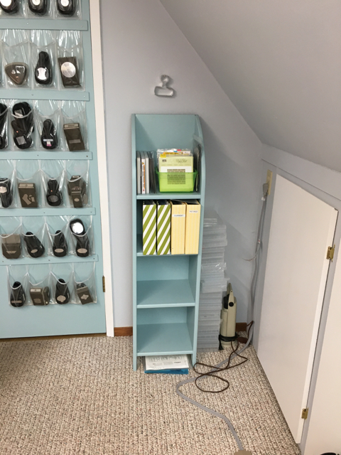 Bookcase storage unit
