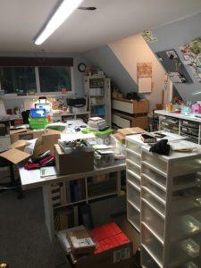 Stampin' studio reno