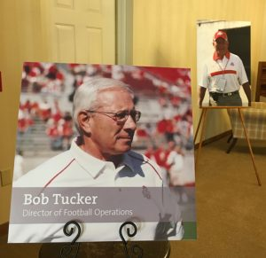 Bob Tucker, man who changed the lives of many.