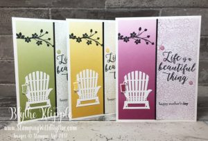 Colorful Seasons Mother's Day cards