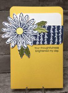 Daisy Pocket Card