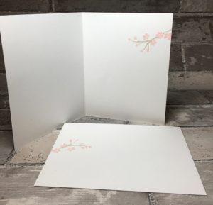 Inside and envelope