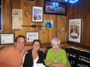 Judd, Becky and Blythe 2010