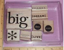 Think Big by Stampin' Up!