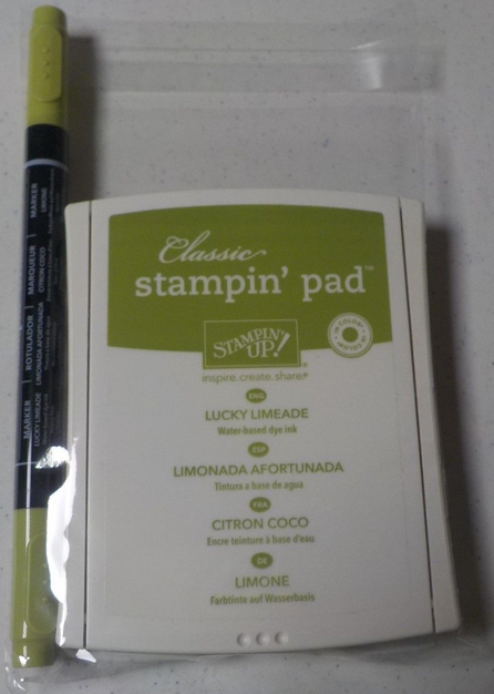 Lucky Limeade Classic Stamp Pad