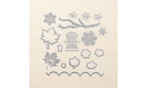 Seasonal Layers Thinlits Dies, 143751