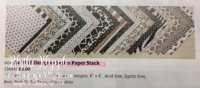 Go Wild Paper Stack - retired