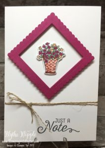 June buffet card #2