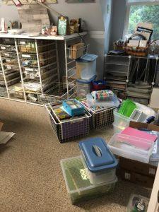 Rearranging ELFA storage drawers