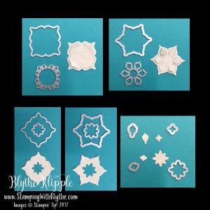 Eastern Medallions Patterns #6