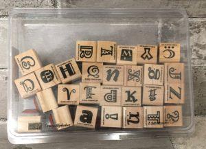 Crazy Alphabet 2003