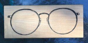 "JudiKins, Eye Glasses, 2-1/2"" x 6"""
