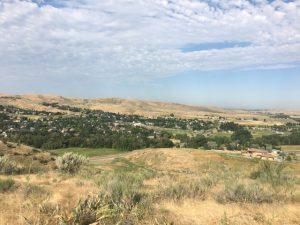 Idaho-Hidden Springs hike