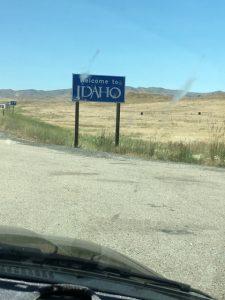 Idaho + bugs