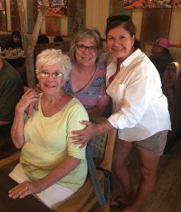 Blythe, Patty, Mary