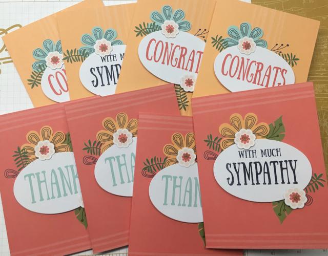 Paper Pumpkin Giftable Greetings kit
