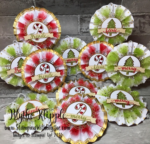Be Merry Kit Rosettes