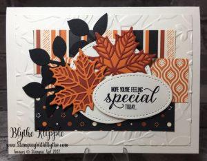 September Buffet Card #5