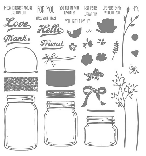 Jar of Love, 141587, photopolymer