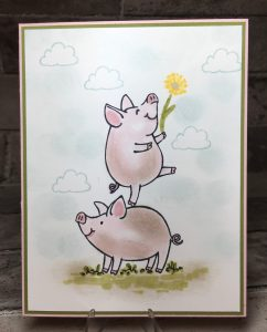 this little piggy two