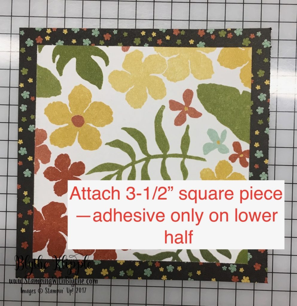 5- attach decorative layer