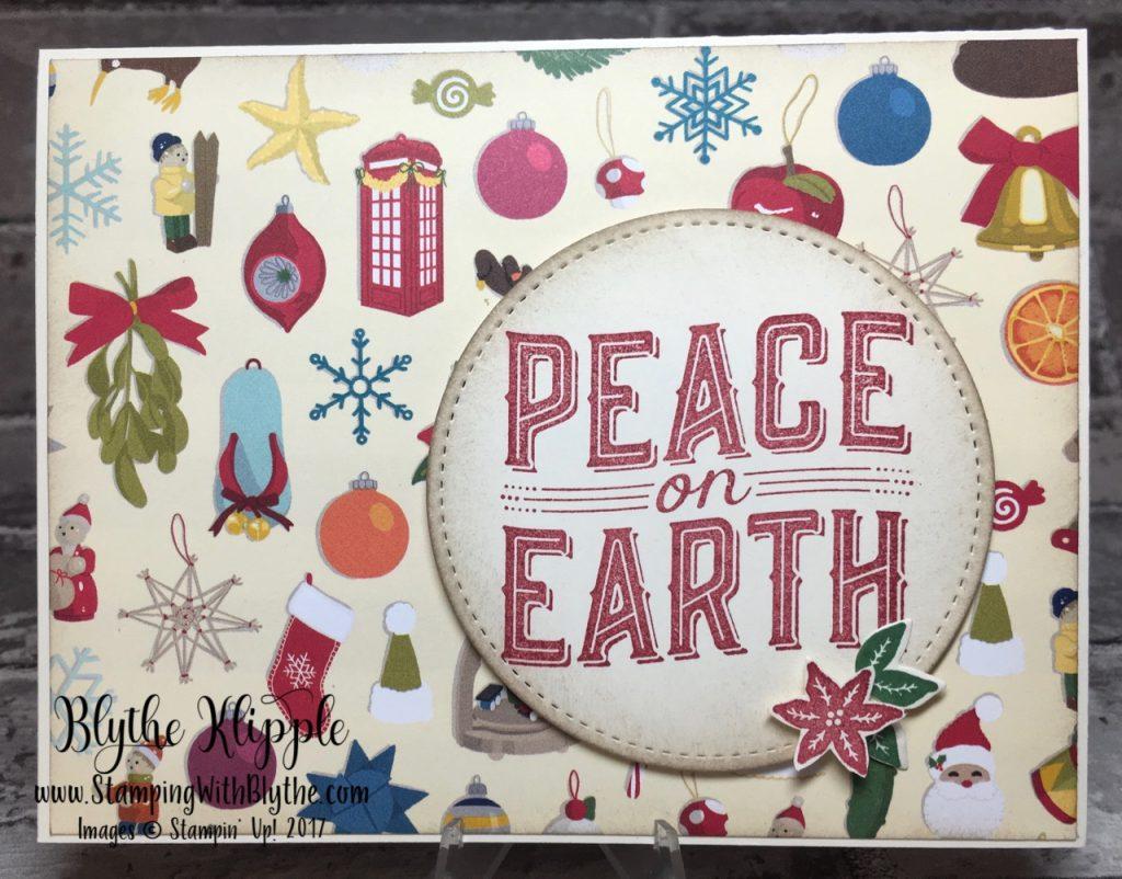 Card 3 peace on earth