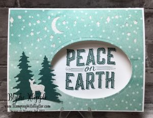 Card 6 - Oct 17 - Carols of Christmas