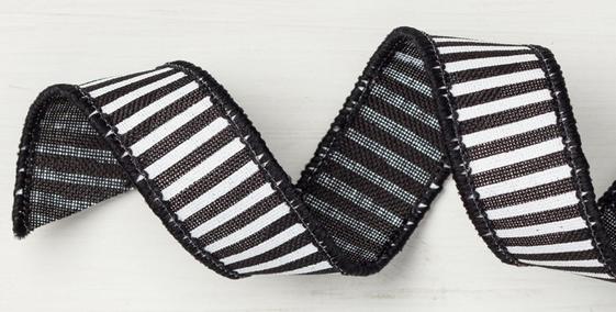 """7/8"""" Striped ribbon, 144624"""