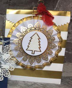 Be Merry Kit + Foil Snowflakes