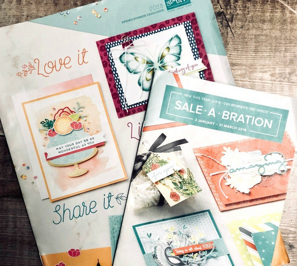 Occasions and Sale-a-Bration Catalogs go Live soon