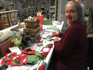 Janet's machine shop