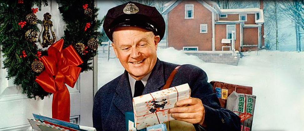 Why you should still send Christmas cards - Mr Postman