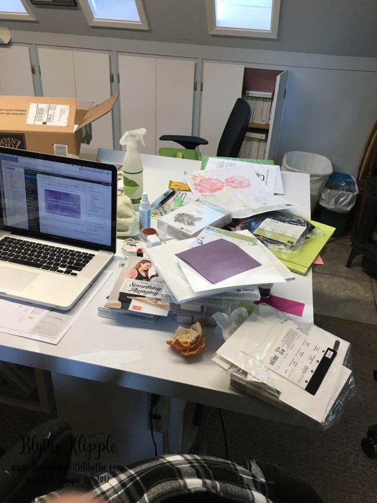 delayed decision making - put away pile