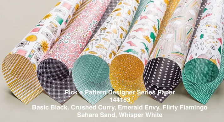 Crafting Forever, Housework Whenever - Designer Series Paper