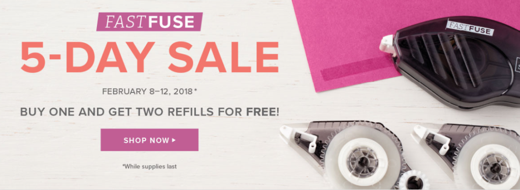 Fast Fuse 5-Day Sale