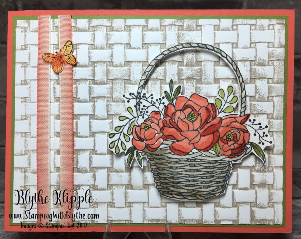 Stampin' Blends are Ready for Prime Time