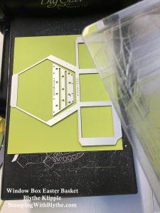 Window Box Thinlits Dies