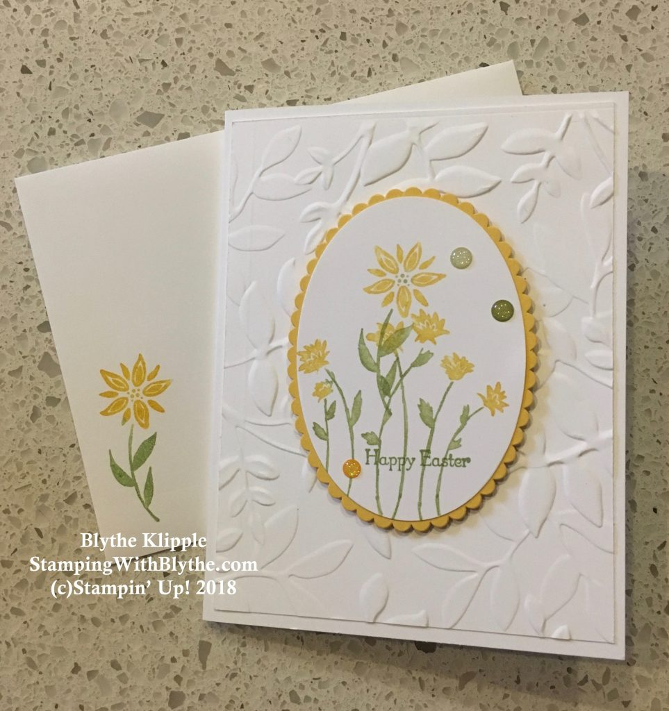 Easter Stamping in Idaho