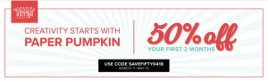 Use code SAVEFIFTY0418 at checkout