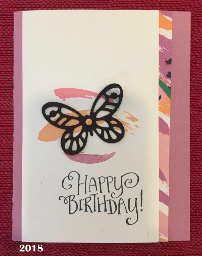 Twenty-one Years of Cards
