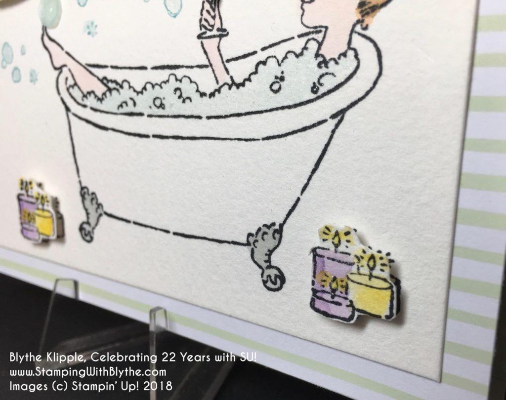 Bubbles & Bubbly Birthday Cards