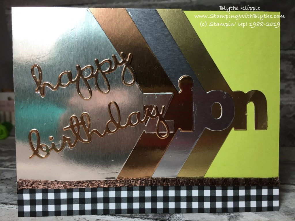 Big Double Digit Birthday