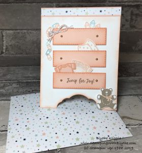 Normal Size Baby Card