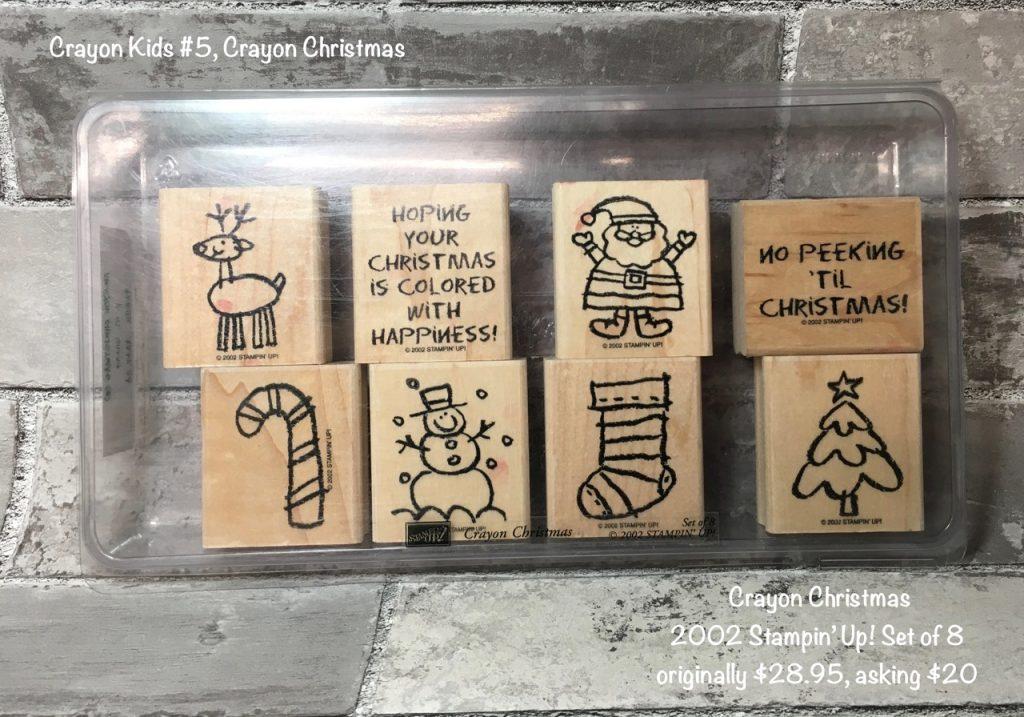 Crayon Kids #5, Crayon Christmas