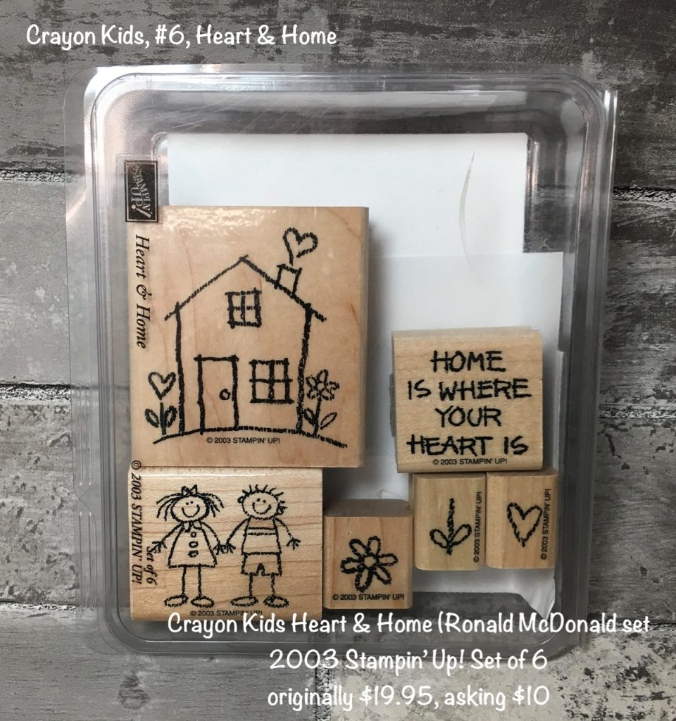 Crayon Kids Heart & Home, #6