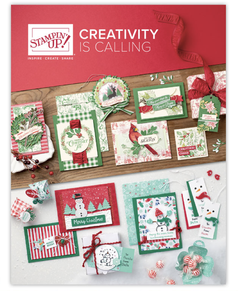 Creativity is Calling - 2019 Holiday Catalog