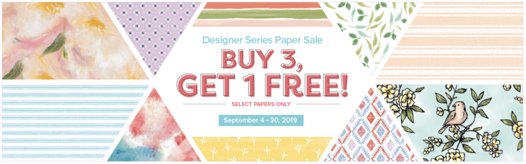 Buy 3, get one free.....from 2019-2020 Annual Catalog