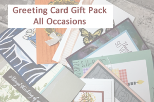 greeting card gift pack all occasions